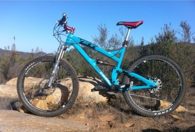 2013 Yeti SB-66 Bike